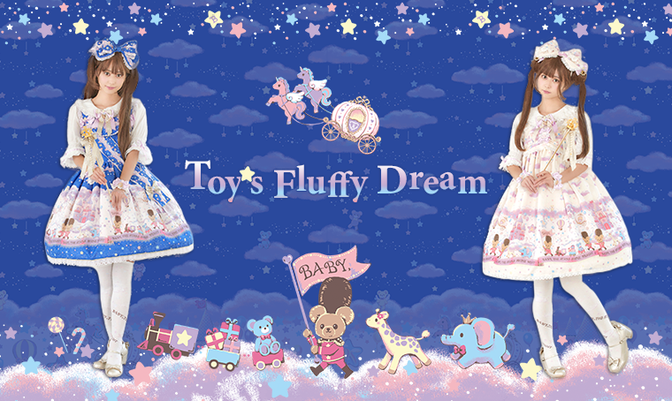Toy's Fluffy Dream
